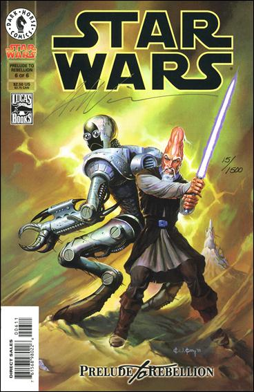 Star Wars/Star Wars Republic 6-C by Dark Horse