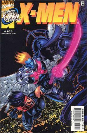 X-Men (1991) 105-A