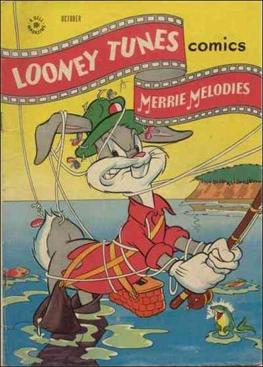 Looney Tunes and Merrie Melodies 60-A by Dell