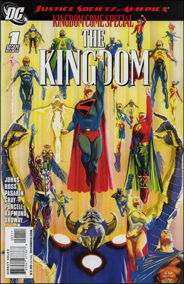 JSA Kingdom Come Special: The Kingdom 1-A by DC