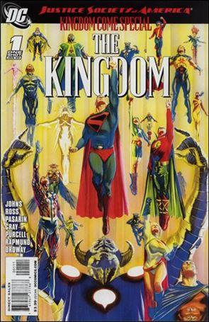 JSA Kingdom Come Special: The Kingdom 1-A
