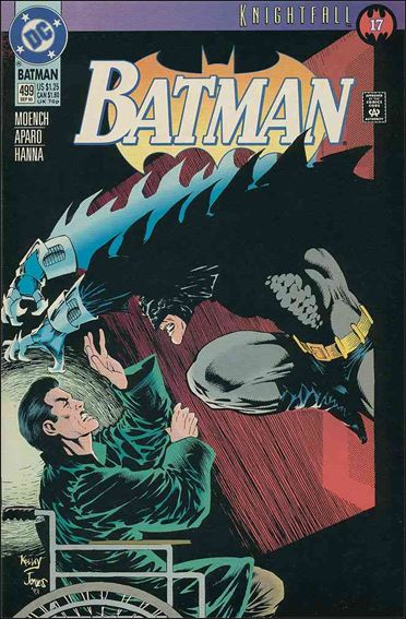 Batman (1940) 499-A by DC