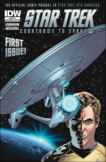 Star Trek: Countdown to Darkness 1-E by IDW