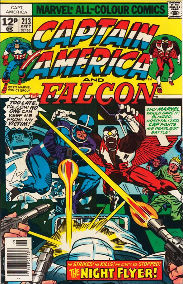 Captain America (1968) 213-C by Marvel