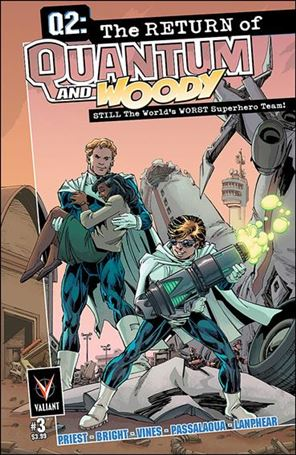 Q2: The Return of Quantum and Woody 3-A