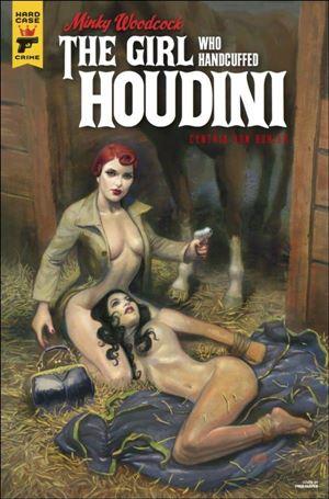 Minky Woodcock: The Girl Who Handcuffed Houdini 3-B
