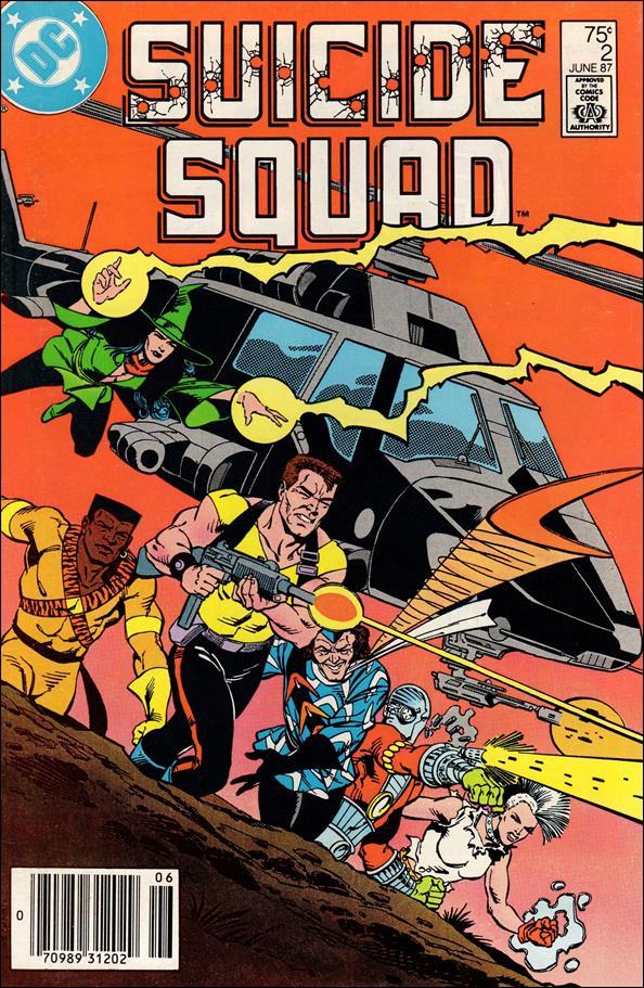 Suicide Squad (1987) 2-A by DC