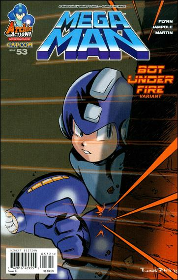 Mega Man 53-B by Archie