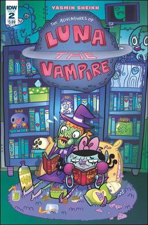 Luna the Vampire 2-A