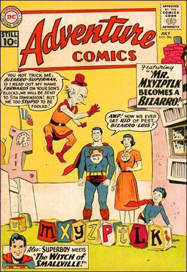 Adventure Comics (1938) 286-A by DC