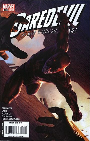 Daredevil (1998) 103-A by Marvel