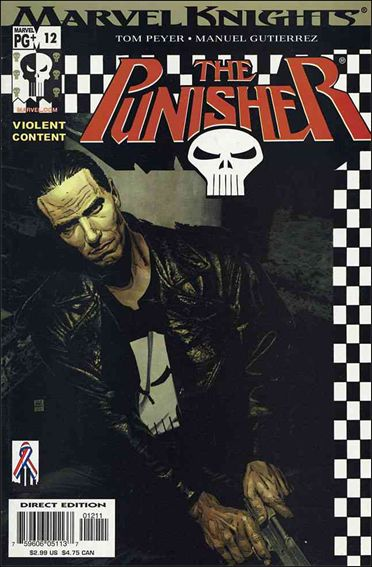 Punisher (2001) 12-A by Marvel