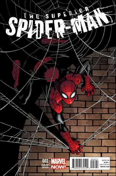 Superior Spider-Man 2-B by Marvel