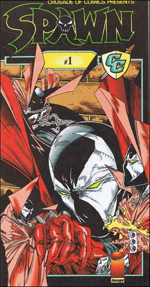 Crusade of Comics Presents Spawn 1-A by Gladstone