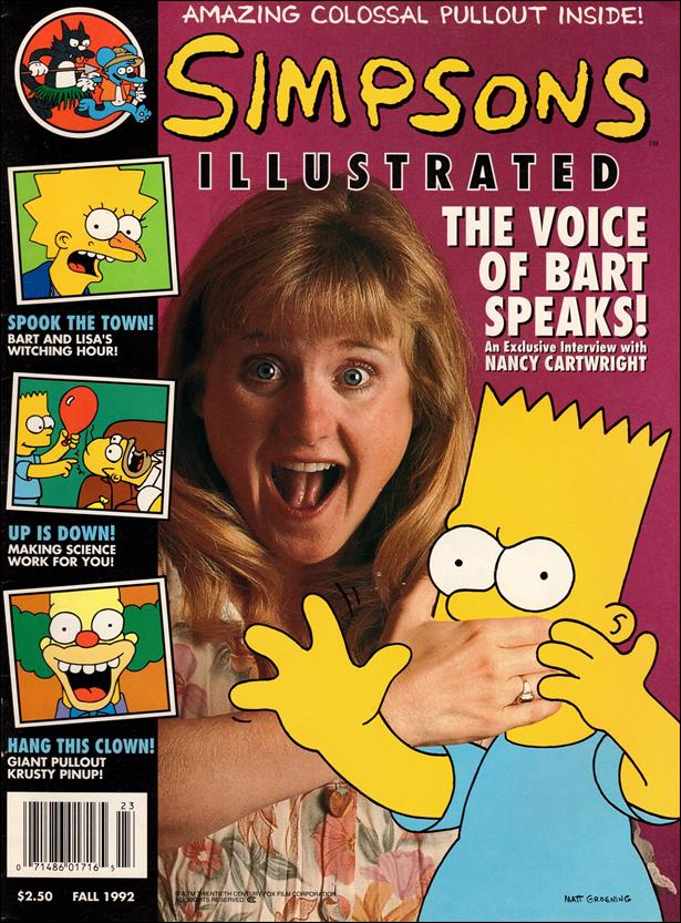Simpsons Illustrated 7-A by Welsh Publishing Group