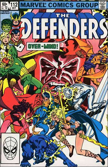 Defenders (1972) 112-A by Marvel