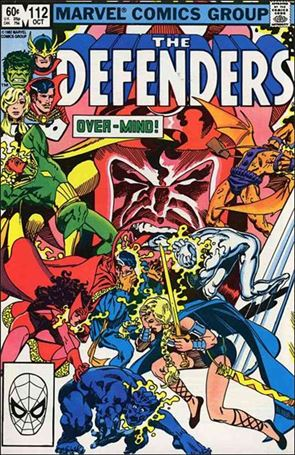 Defenders (1972) 112-A