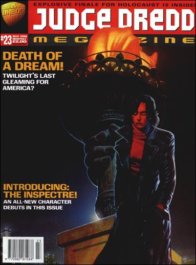 Judge Dredd Megazine (1995) 23-A by Fleetway