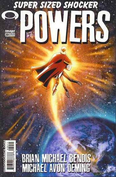 Powers (2000) 30-A by Image