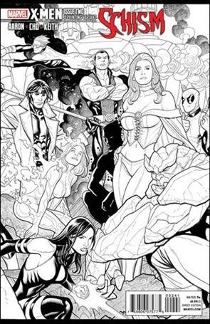 X-Men: Schism 2-E