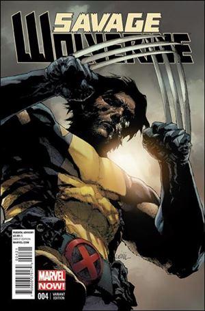 Savage Wolverine 4-B