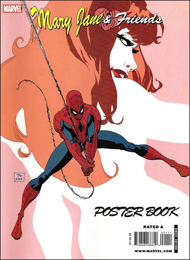 Mary Jane and Friends Poster Book 1-A by Marvel
