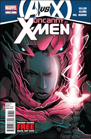 Uncanny X-Men (2012) 17-A by Marvel