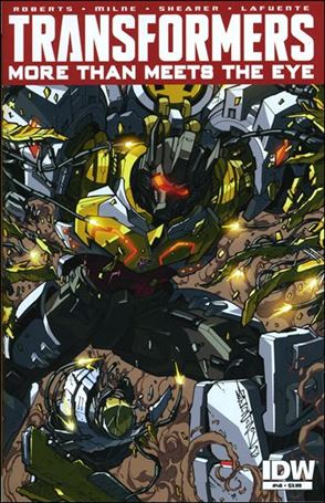 Transformers: More Than Meets the Eye (2012) 46-A