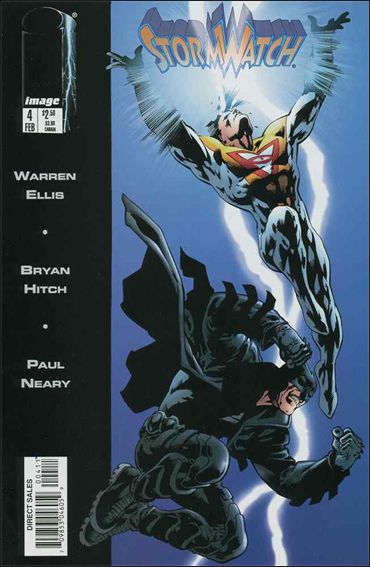 StormWatch (1997) 4-A by Image