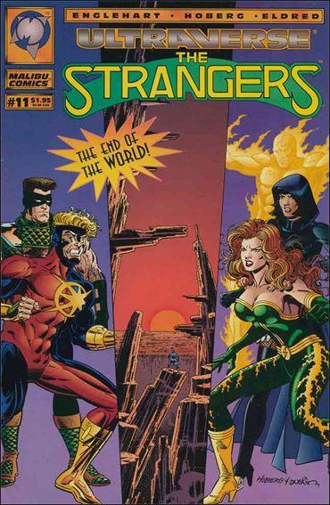Strangers (1993) 11-A by Malibu