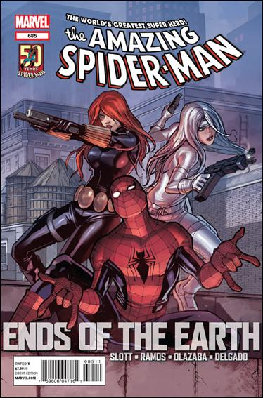 Amazing Spider-Man (1963) 685-A by Marvel