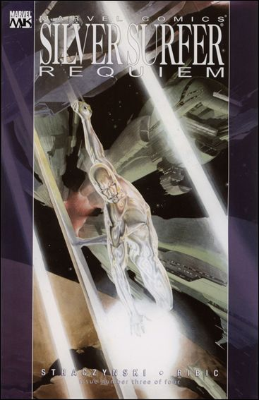 Silver Surfer: Requiem 3-A by Marvel