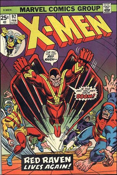 X-Men (1963) 92-A by Marvel