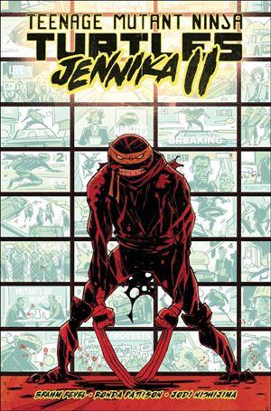 Teenage Mutant Ninja Turtles: Jennika II nn-A