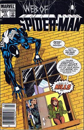 Web of Spider-Man (1985) 12-B