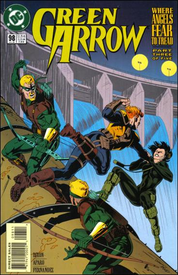 Green Arrow (1988) 98-A by DC