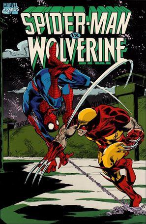 Spider-Man vs Wolverine 1-B
