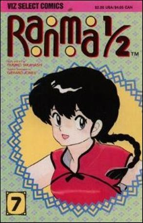 Ranma 1/2 Part 01 7-A