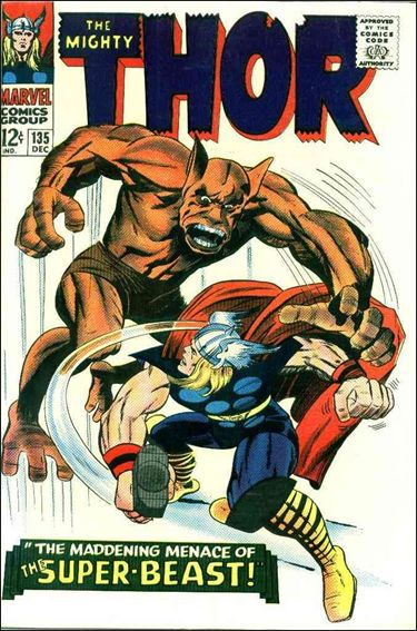 Thor (1966) 135-A by Marvel