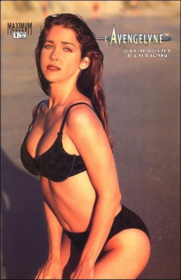 Avengelyne Swimsuit 1-C by Maximum Press