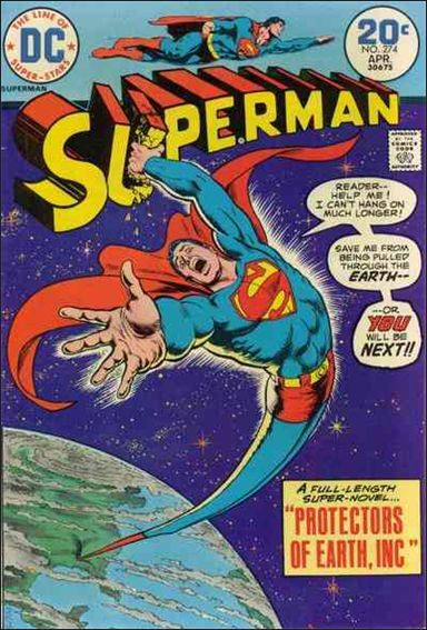 Superman (1939) 274-A by DC