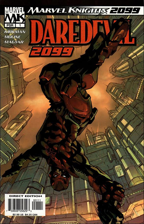 Daredevil 2099 1-A by Marvel