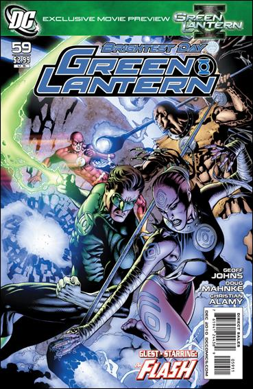 Green Lantern (2005) 59-A by DC