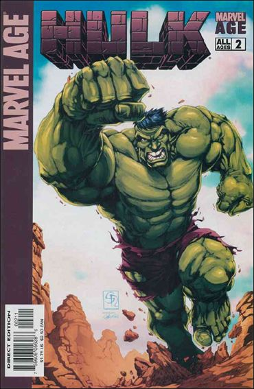 Marvel Age: Hulk 2-A by Marvel