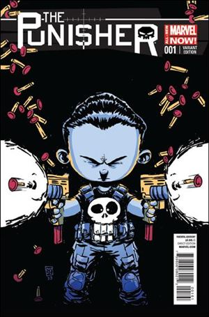 Punisher (2014) 1-D