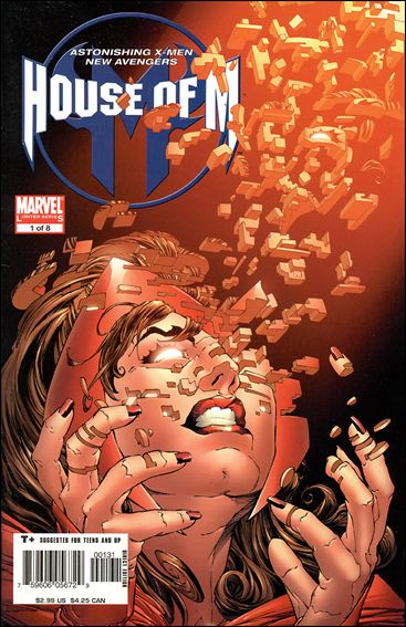 House of M (2005) 1-D by Marvel