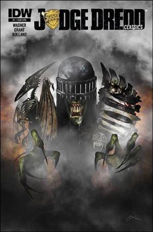 Judge Dredd Classics: The Dark Judges 1-B