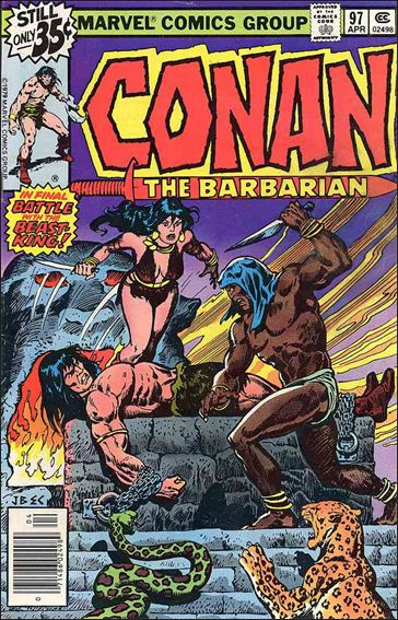 Conan the Barbarian (1970) 97-A by Marvel