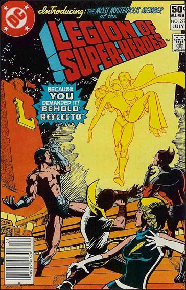 Legion of Super-Heroes (1980) 277-A by DC