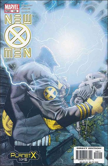 New X-Men (2001) 146-A by Marvel